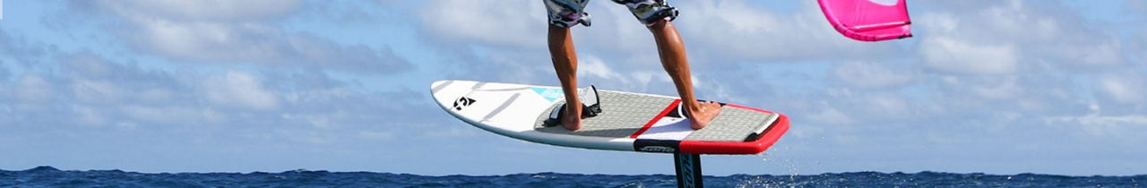 Kitefoil accessories