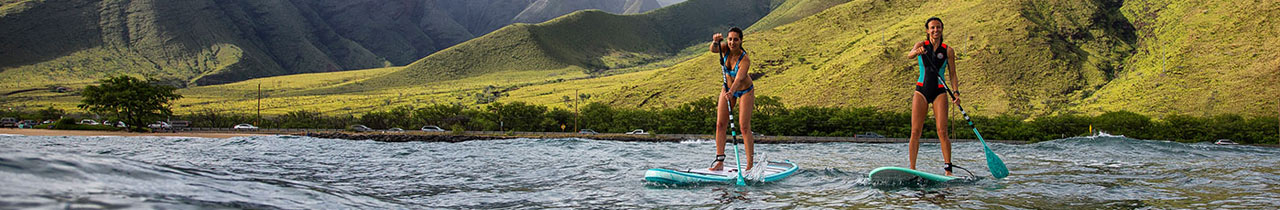 Women's SUP clothing