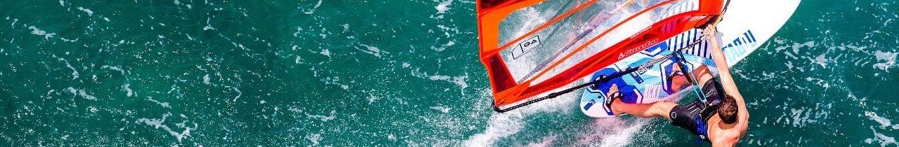 Freeride sails